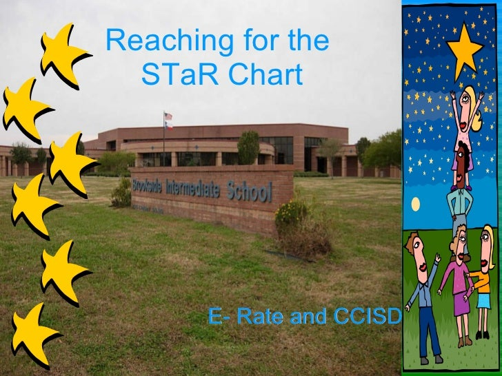 Reaching for the  STaR Chart E- Rate and CCISD