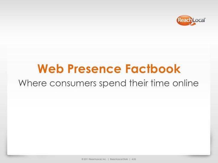 Web Presence Factbook