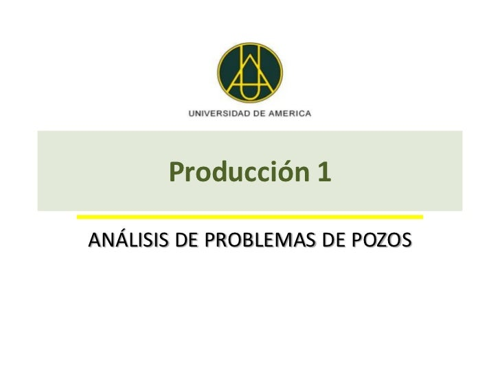 Reacondicionamiento de pozos