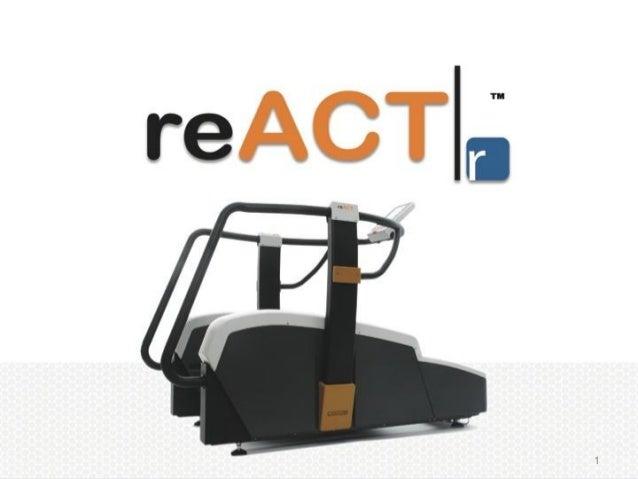 re act machine