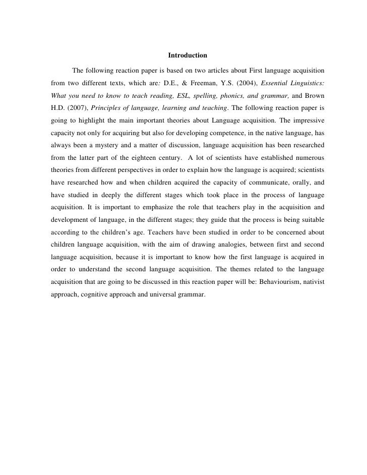 essay example for kids