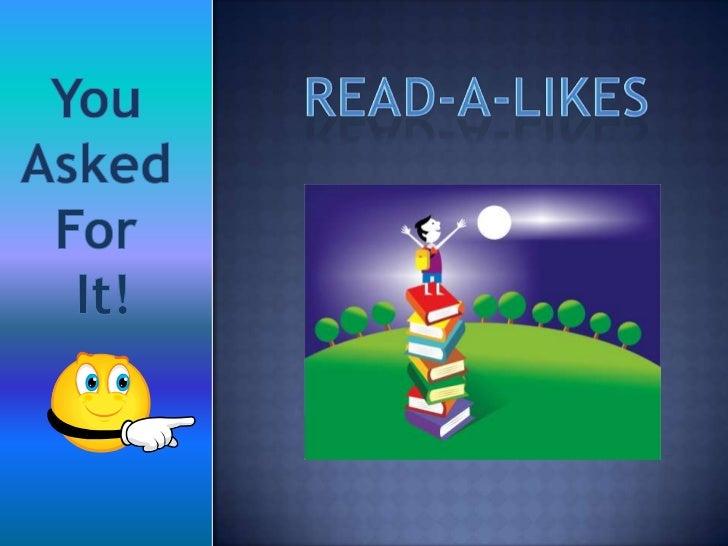 Read-A-Like