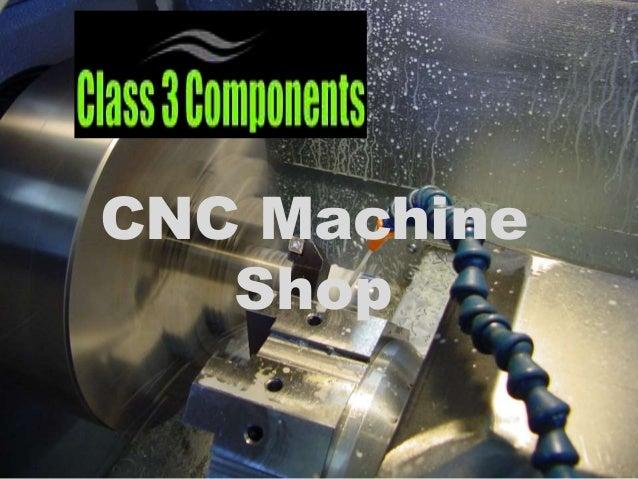 machine shops nc