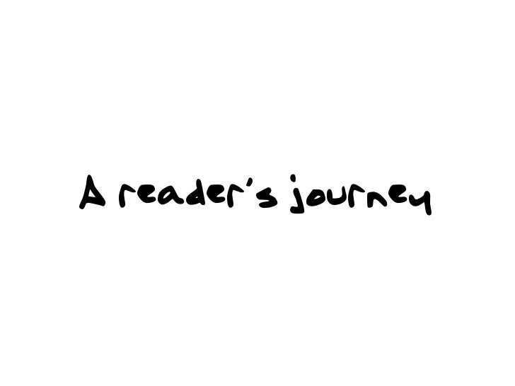 A reader's journey