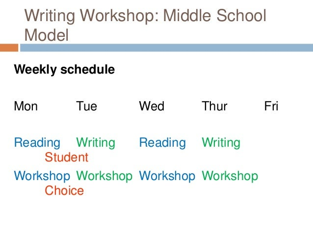creative writing middle school Personally i'd be sad if too many creative writing classes fell back on a more formulaic way of doing things middle school students in.