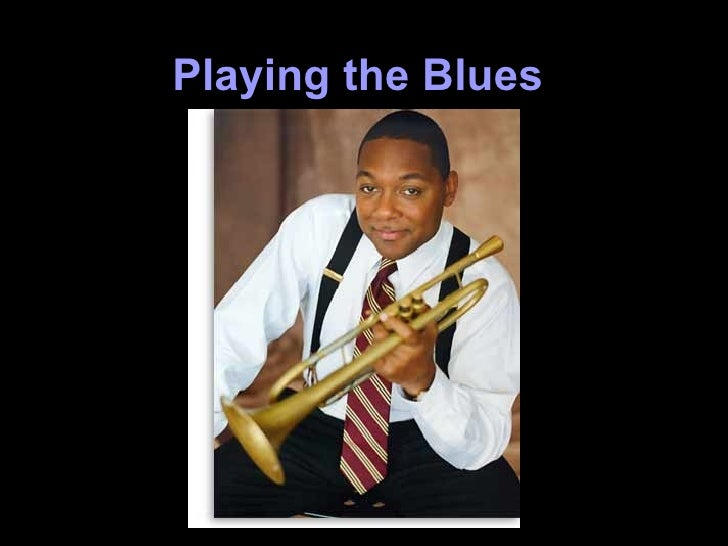 """Reading Comprehension Story  """"Playing The  Blues"""""""