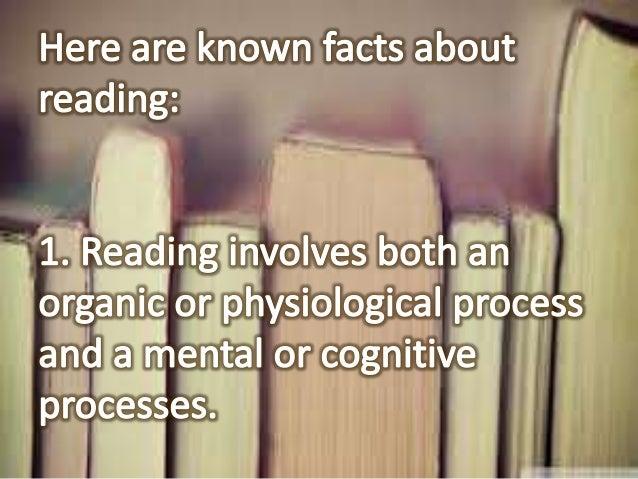 reading as a cognitive process pdf