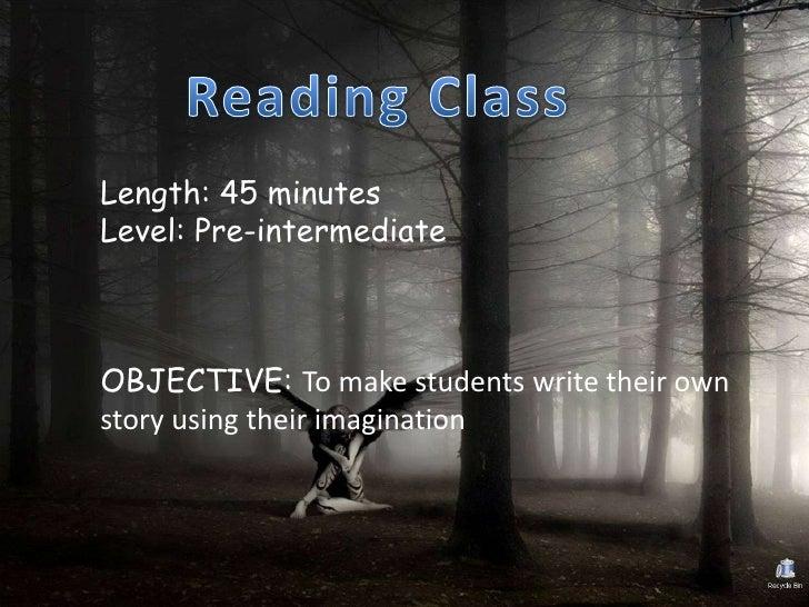Reading class (2)