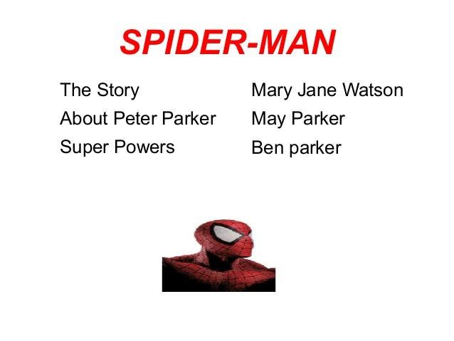 Reading comprehension spider man