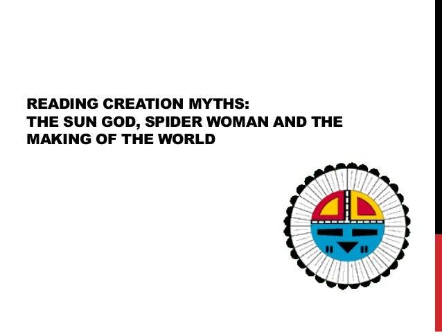 Reading creation myths