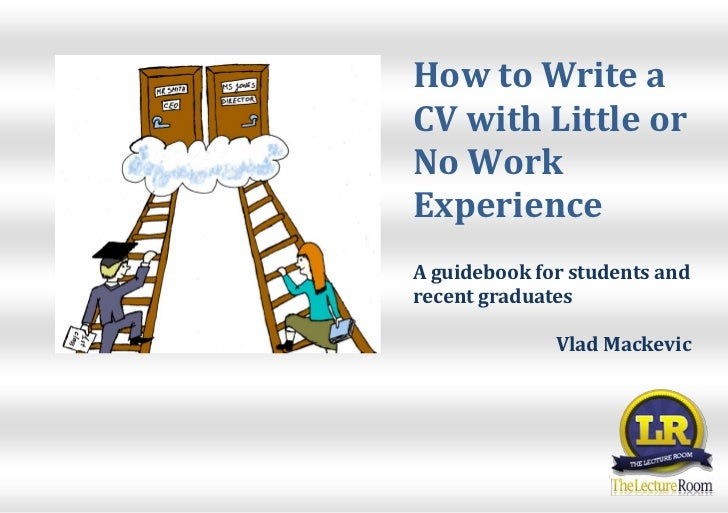 [Reading layout] vlad mackevic how to write a cv with ...