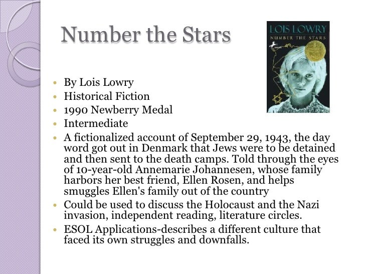 [Number The Stars Book...