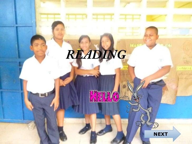 Reading vc