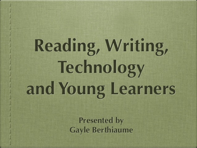 teaching reading and writing to young