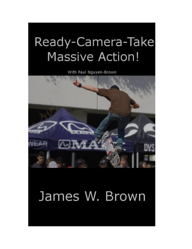 This free report is brought to you byGhostwriter and Internet marketer:James W.Brown and his handsomeson…Paul Nguyen-Brown.
