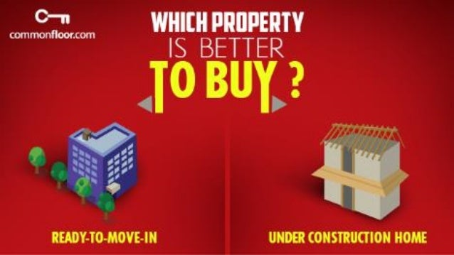 What are the Pros of buying an Under Construction Property?