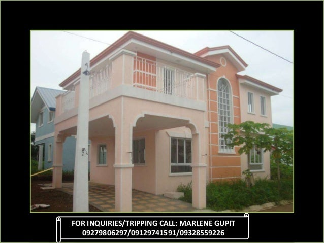 Ready for occupancy single detached rush for sale near in lyceum cavite