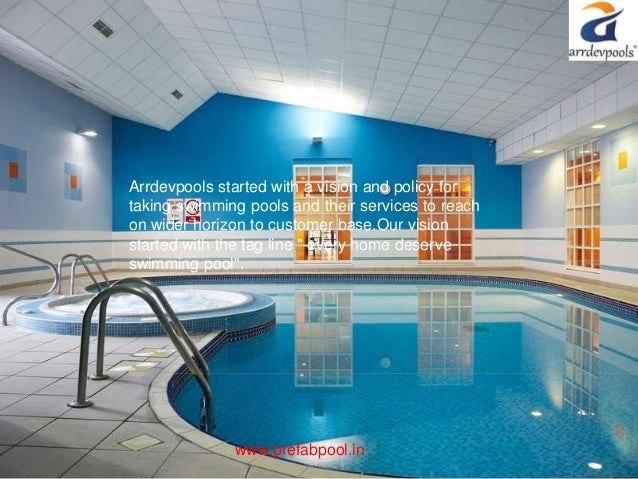 Readymade Infinity Pool And Kids Pool Manufacturer