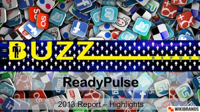 ReadyPulse2013 Report – Highlights