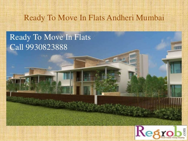 Ready To Move In Flats Andheri Mumbai Ready To Move In Flats Call 9930823888