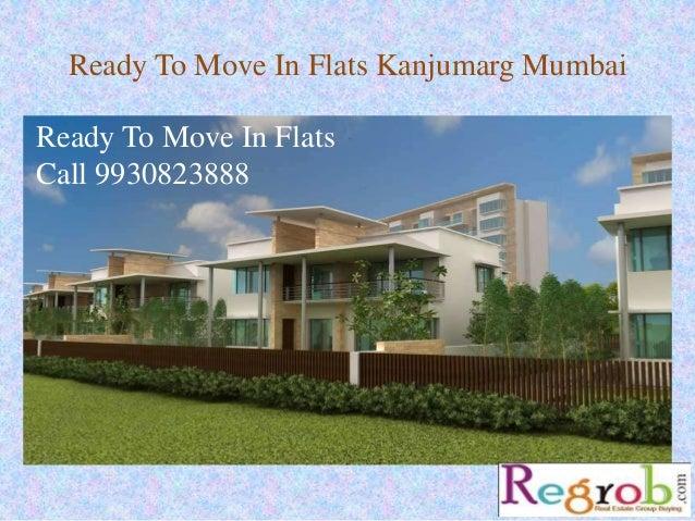 Ready to move in flats kanjumarg mumbai call 993082344