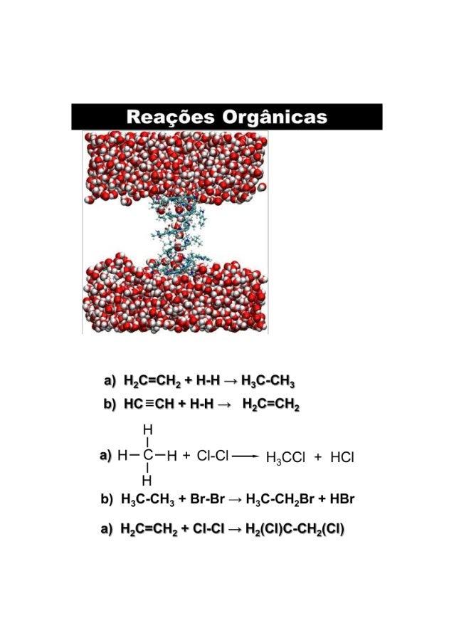 REAÇÕES ORGÂNICAS  EXERCÍCIOS DE SALA  01. (Enem 2012) A própolis é um produto natural conhecido por suas propriedades ant...