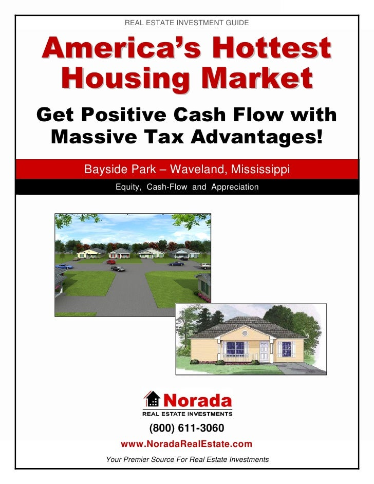 Real Estate Investment Guide - Waveland, Mississippi