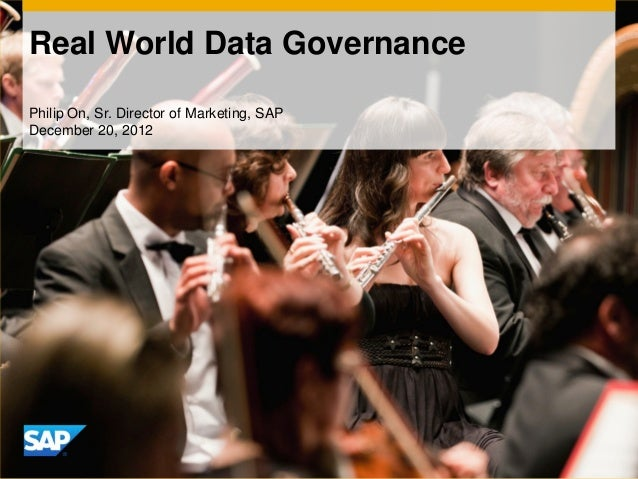 Real-World Data Governance - Tools of Data Governance - Purchased and Developed - Part 2 Developed