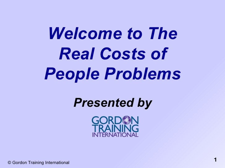 The Real Costs of People Problems