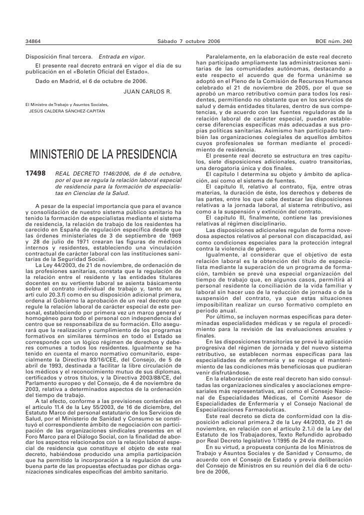 Real Decreto Mir Laboral