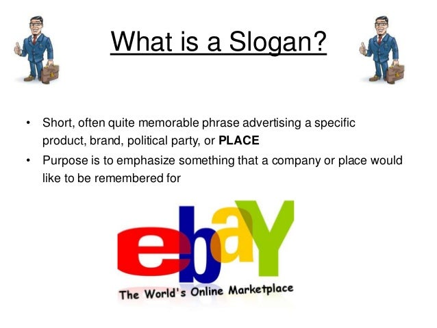 Slogans and Advertisement Examples