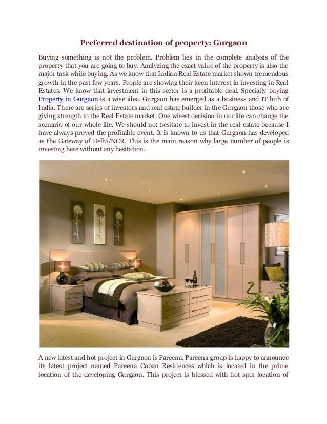 Real estate gurgaon