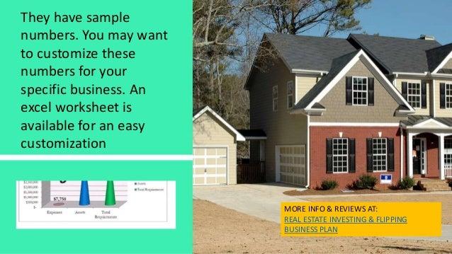 Sample business plan flipping houses - House design plans