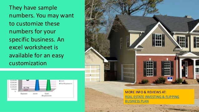 Free House Flipping Business Plan Template Home Design