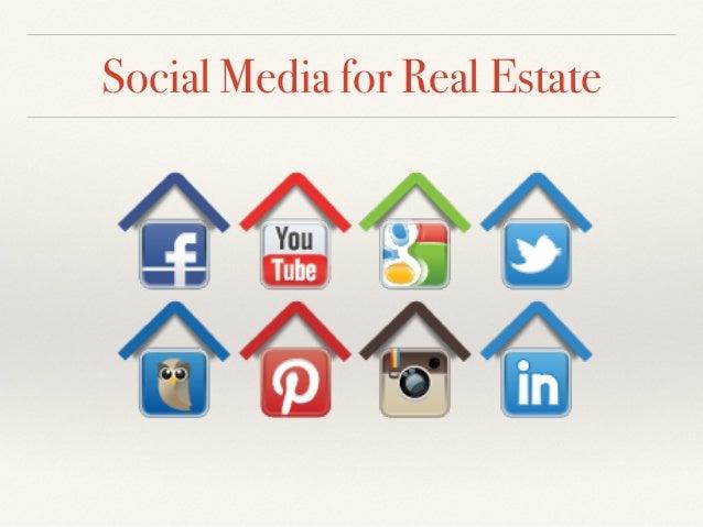 Real Estate Social Media Marketing Plan Business Travel Home