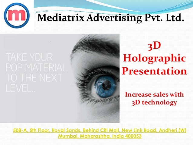 Real estate innovative 3D marketing solutions