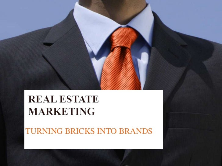 TURNING BRICKS INTO BRANDS