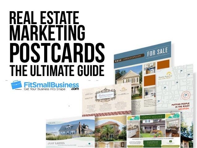 Real Estate Marketing PostcardsThe Ultimate Guide