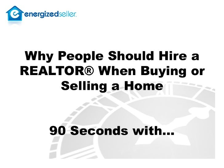 find a realtor why people should find a realtor when should i call a realtor if i am looking to sell