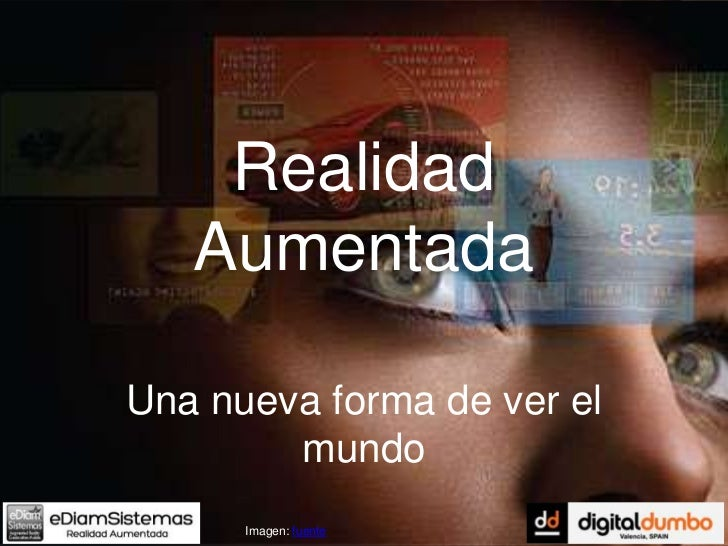 Realidad aumentada digital dumbo valencia