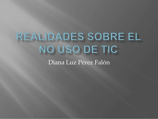 Diana Luz Pérez Falón