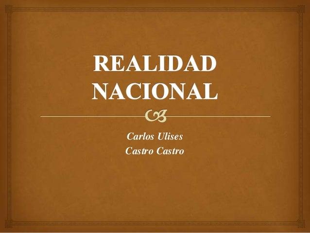 Realidad nacional uarm beca 18 clases (2)