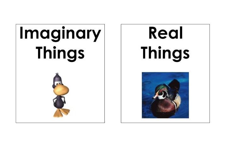 Real & imaginary eng