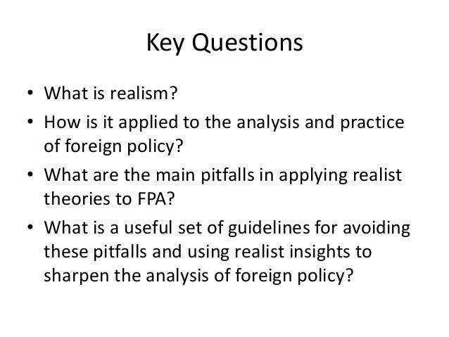 Realism (international relations)