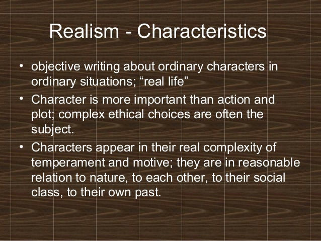 an introduction to the literary realism in editha Hanna hagen english 202 dr smith 12, september 2016 william dean howells thesis outline thesis statement: novel-writing and novel-reading an impersonal explanation emphasizes the importance to not romanticize but show realism through truth.