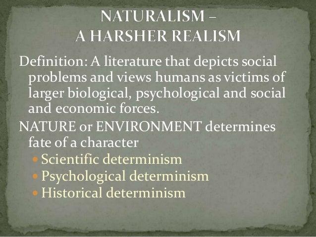 Naturalism Lite...