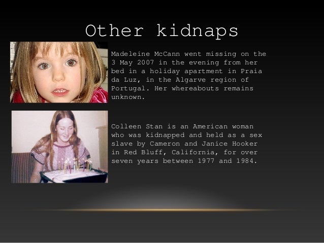 red bluff girls Kidnapping of colleen stan jump to navigation jump to search  following this, the hooker family moved to a mobile home in red bluff with stan,.