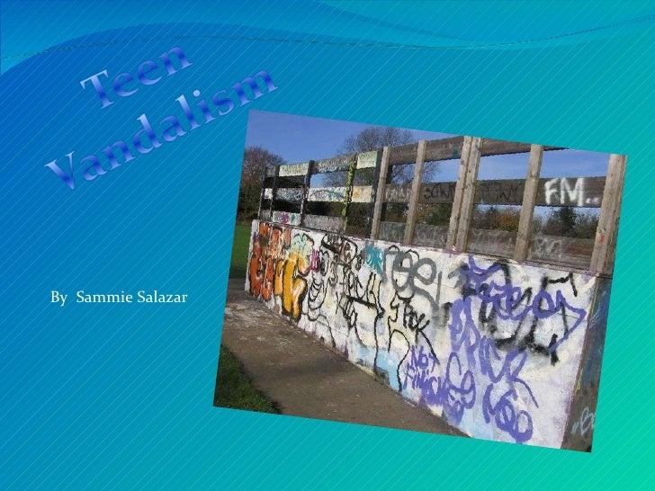 <ul><li>By  Sammie Salazar </li></ul>