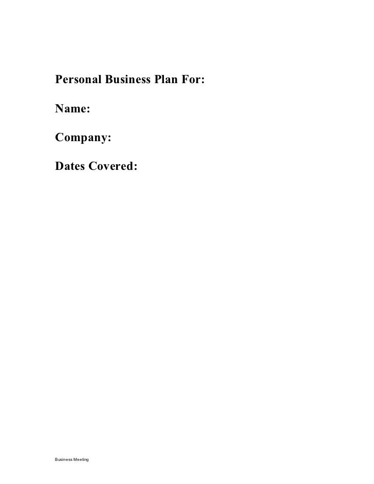 Realtor Business Plan