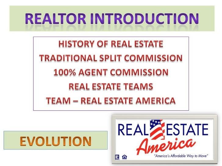 Realtor Introduction